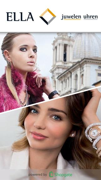 ELLA Juwelen Store Online für Markenschmuck und Markenuhren
