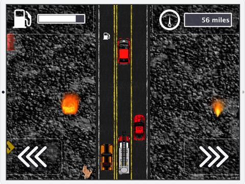 Fix My Truck: Red Fire Engine screenshot 4