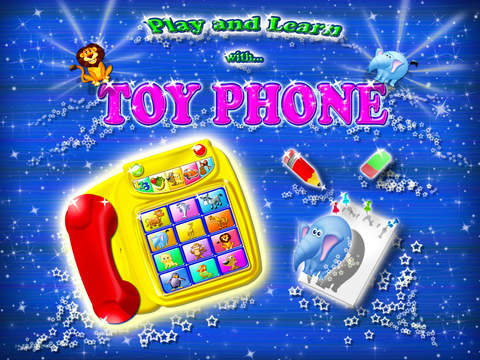 Preschool Toy Phone screenshot 5