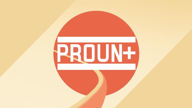 《焦点首免 抽象赛车:Proun+ [iOS]》