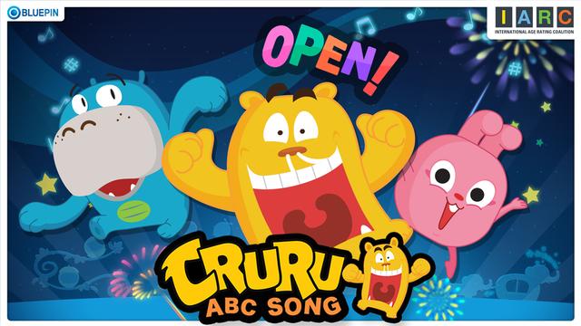 CRURU ABC SONG
