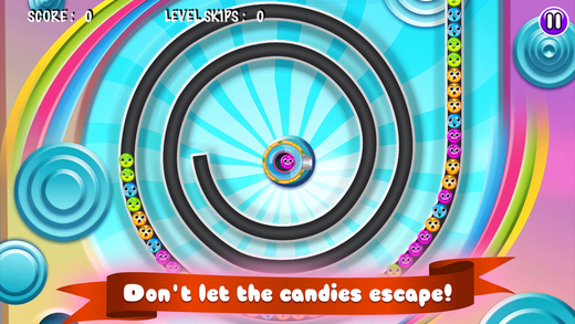Candy Cannon Ball Blast Bubble Popping Rescue