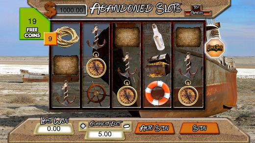 AAA Abandoned Slots