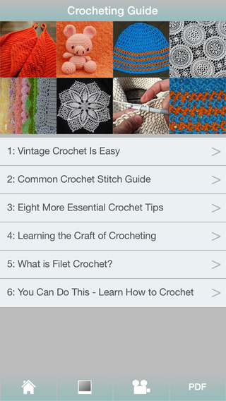 Crocheting Guide - Discover Easy Way To Crochet