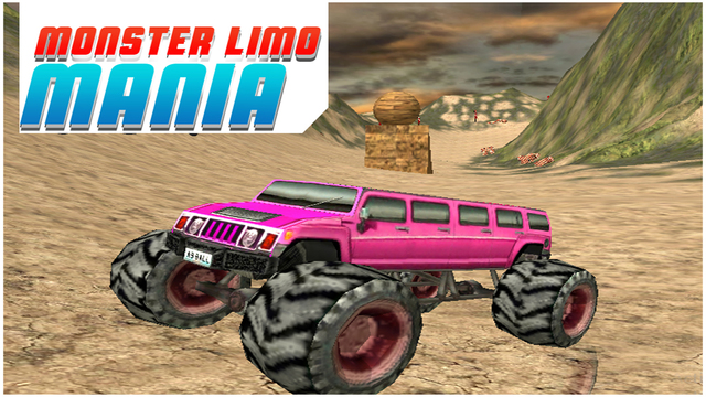 Monster Limo Mania