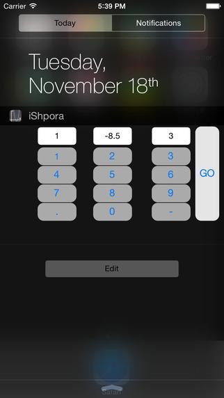iShpora iPhone Screenshot 2