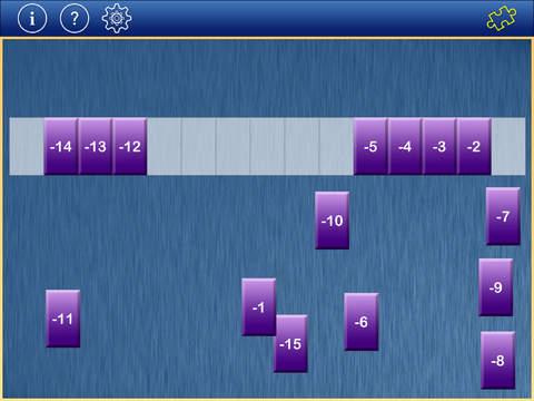 Line 'em Up iPad Screenshot 4
