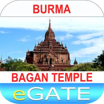 Bagan Temples and Pagodas - Travel Myanmar LOGO-APP點子