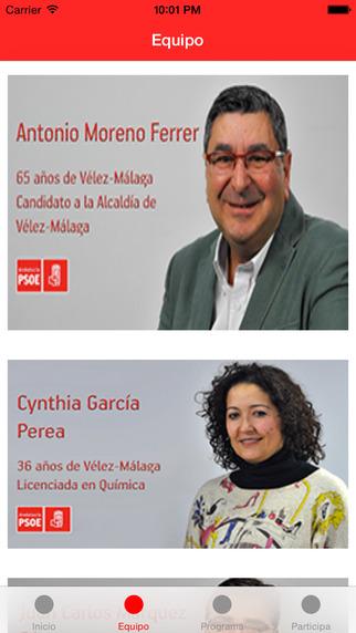 Socialistas Vélez Málaga