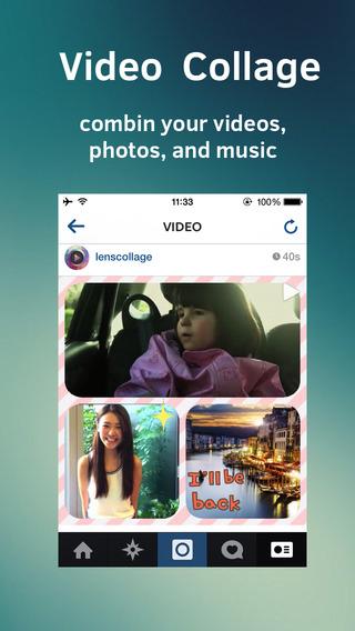 极速视频拼接器Pro - 将视频以及照片合成在网格中