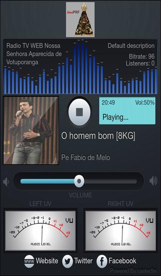 Radio TV WEB Nossa Senhora Aparecida de Votuporanga