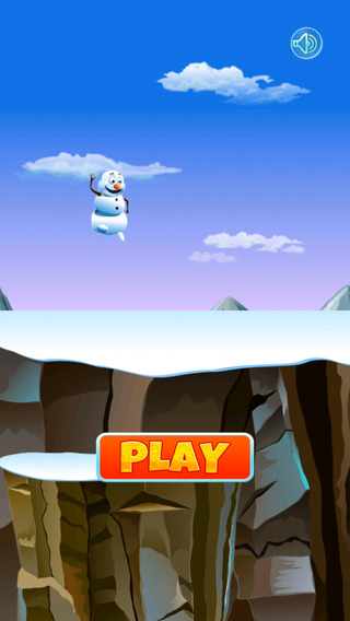 Run Frozen Snowman Run