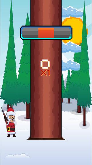 Timber Santa -Wood cutter Santa Claus Christmas Edition Free