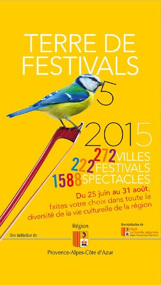 Terre de Festivals 2015