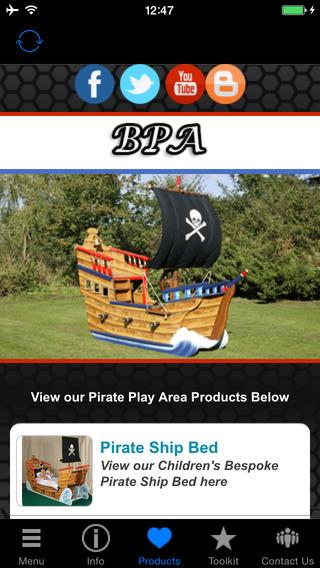 Pirate Playgrounds