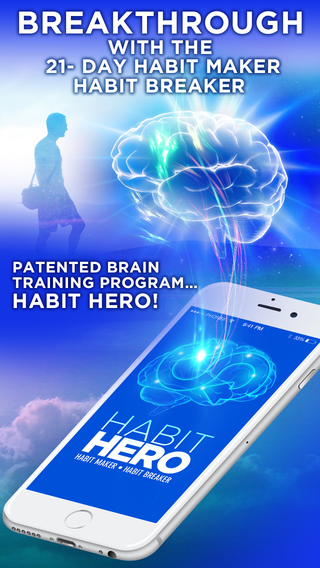 Habit Hero - A Habit Maker Habit Breaker program.