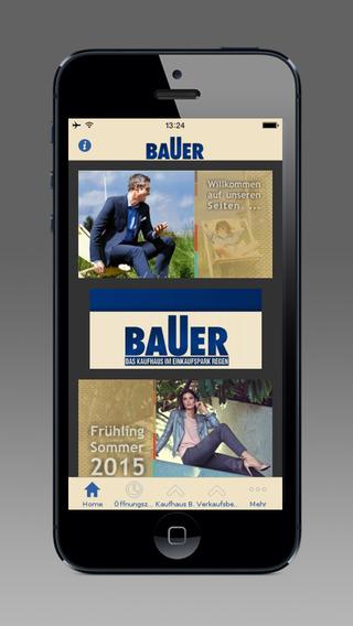 Kaufhaus Bauer