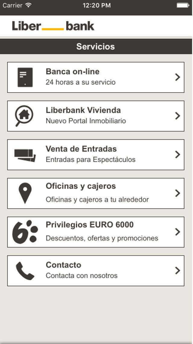Banca Online Liberbank