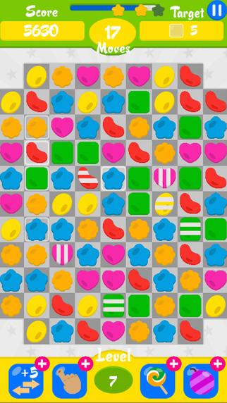 Color Candy Splash