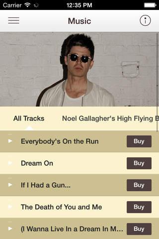 NGallagher's High Flying Birds screenshot 2