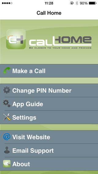 CallHome Card Bahrain