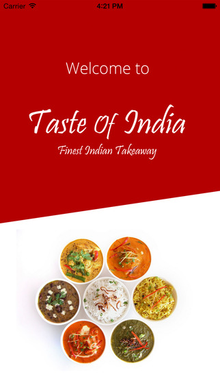 Taste Of India Order Your Food