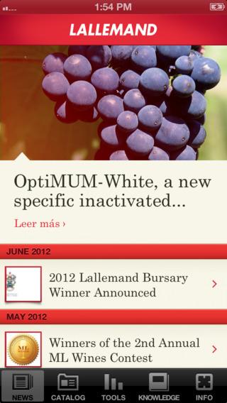 Lallemand - Wine