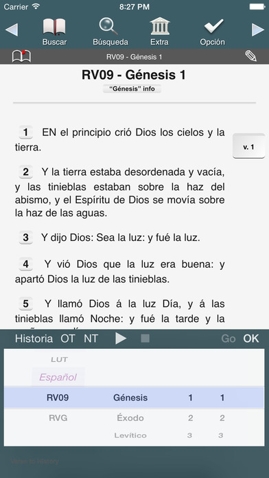 Touch Bible International iPhone Screenshot 2