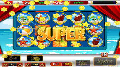 Screenshot 2 777 Jackpot Slots партияотпуск и рыба Gold игрыказинобесплатно