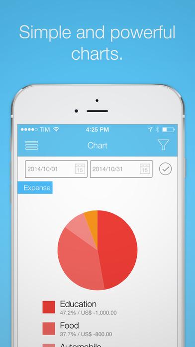 Finance PP iPhone Screenshot 3