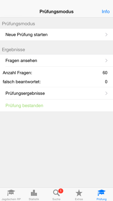 Angelschein Nordrhein-Westfalen iPhone Screenshot 4