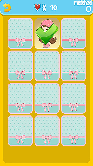 Super Matching Game for Ever After High