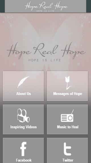 Hope Real Hope