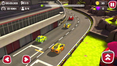 Turbo Wheels screenshot 2