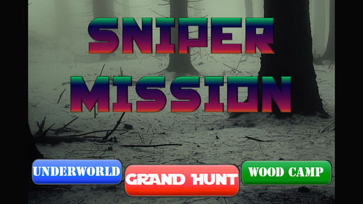 Sniper Shooter Safari Mission