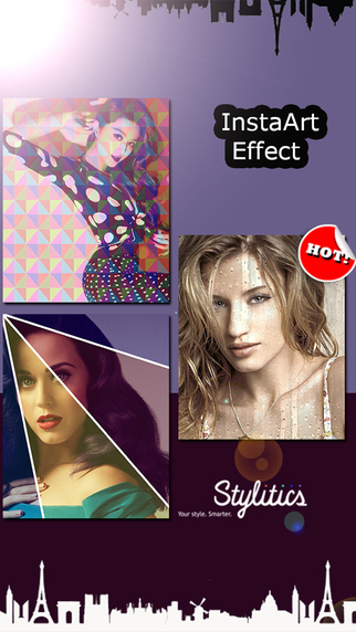 InstaArt Effect - Give effects to your photo for instagram and facebook