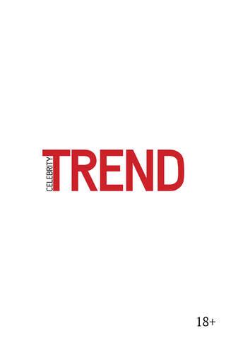 Celebrity trend screenshot 2
