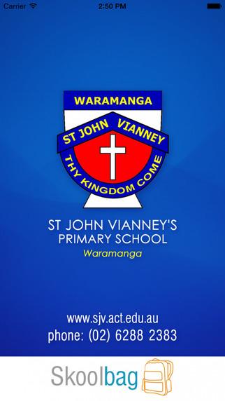 St John Vianney's Primary School Waramanga - Skoolbag
