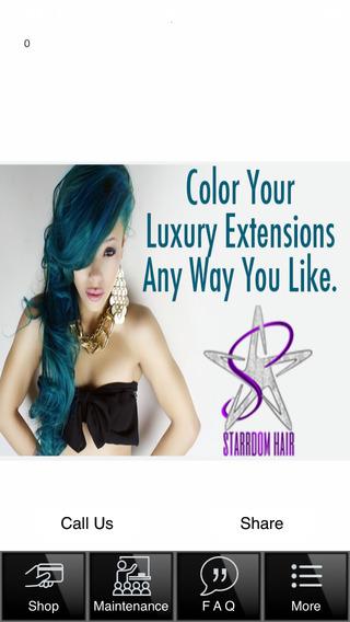 Starrdom Hair