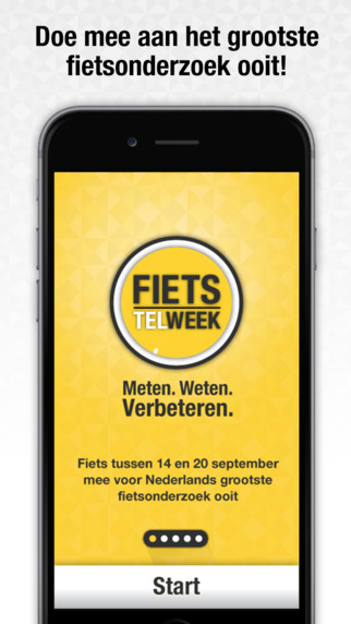 App de Fiets