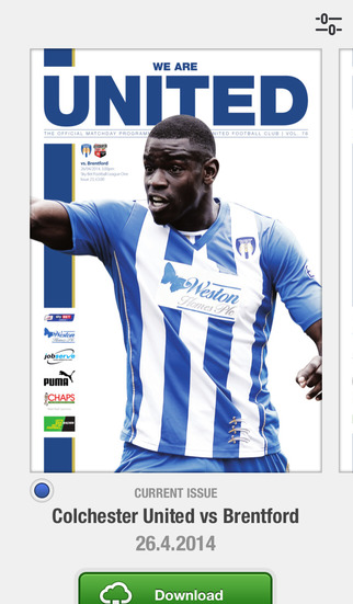 Colchester United FC MDP