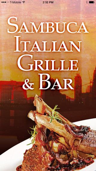 Sambuca Italian Grille Bar