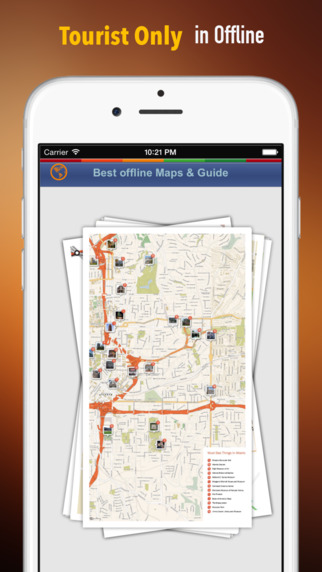 Atlanta Tour Guide: Best Offline Maps for Google Street View and Emergency Help Info