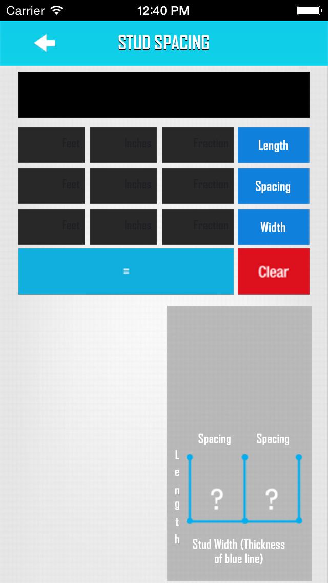 Advanced Measurement Calculator: Measuring Stair, Square Up, Concrete, Joist ( Compass, Accelerometer, Converter )