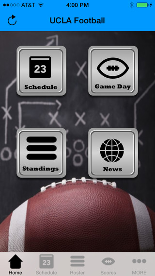 College Sports - UCLA Football Edition