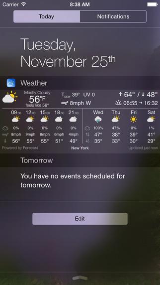 Simple Weather Widget - Compact detailed configurable elegant hyper-local.