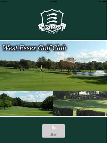 West Essex Golf Club - Buggy