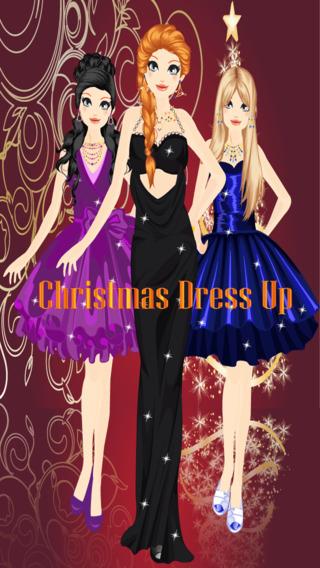 Christmas Dress up game