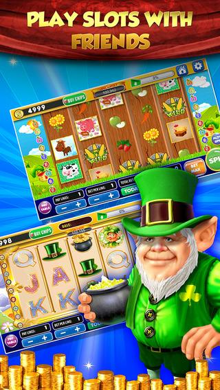 Social Casino - Free Slots Jackpot Party