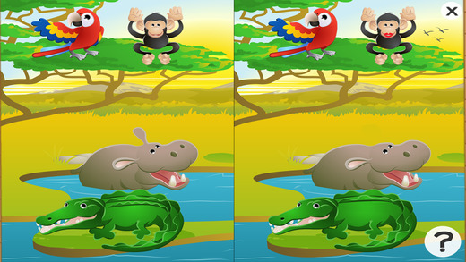 玩免費遊戲APP|下載活动! 游戏有关野生动物园儿童: 学习和娱乐 动物 app不用錢|硬是要APP